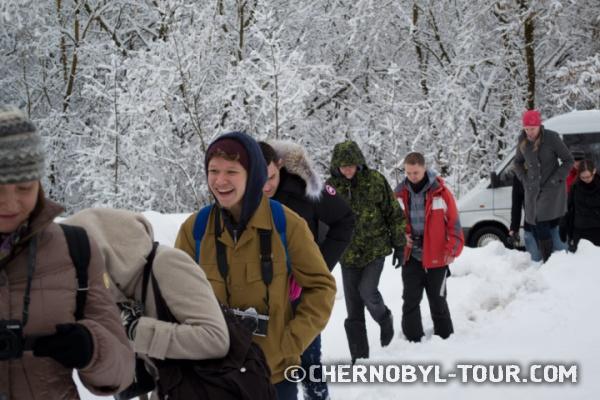 Группа в Залесье